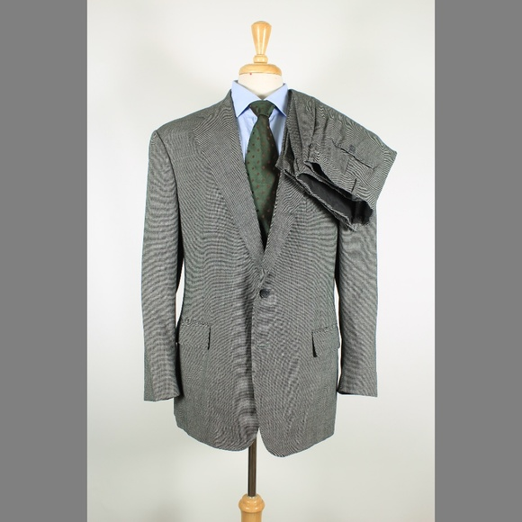 Polo Ralph Lauren Other - Polo Ralph Lauren 42R 36x29 Pleat Gray Suit 97-U